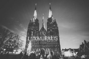 Lumuralis Lichfield Cathedral 120