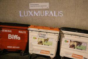 Luxmuralis Bins In St Ives