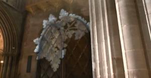 Luxmuralis Cathedral Door 1