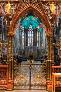 Luxmuralis Cathedral Gara