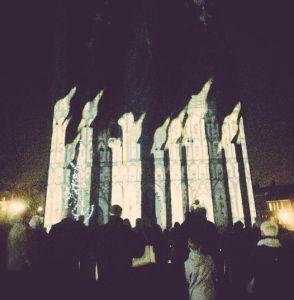 Luxmuralis Lichfield Cathedral