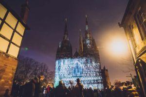 Luxmuralis Lichfield Cathedral 2015 101