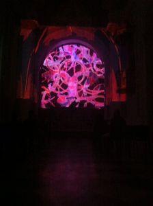 Luxmuralis Projection Copertino 12