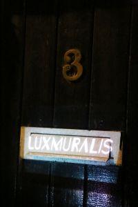 Luxmuralis Projection Letter Box