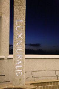 Luxmuralis St Ives Tate