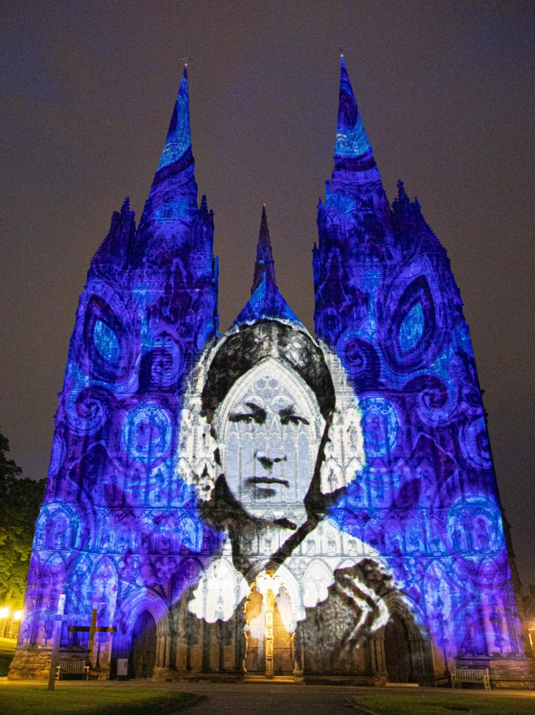 florence nightingale projection