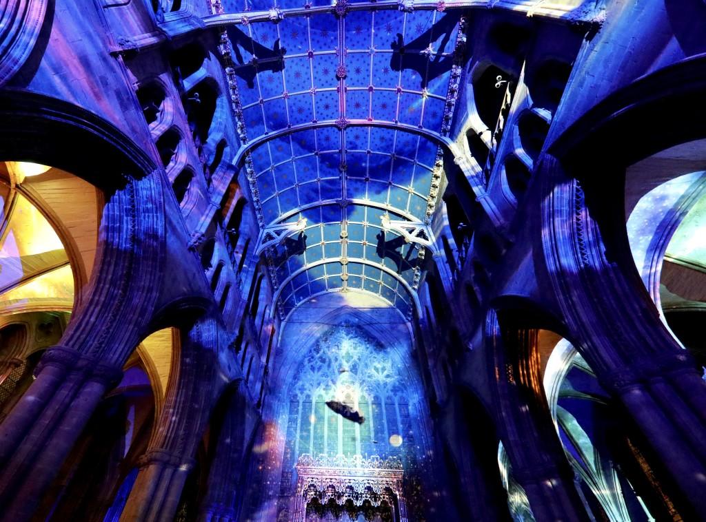 luxmuralis peter walker sculptor david harper carlisle cathedral 3a