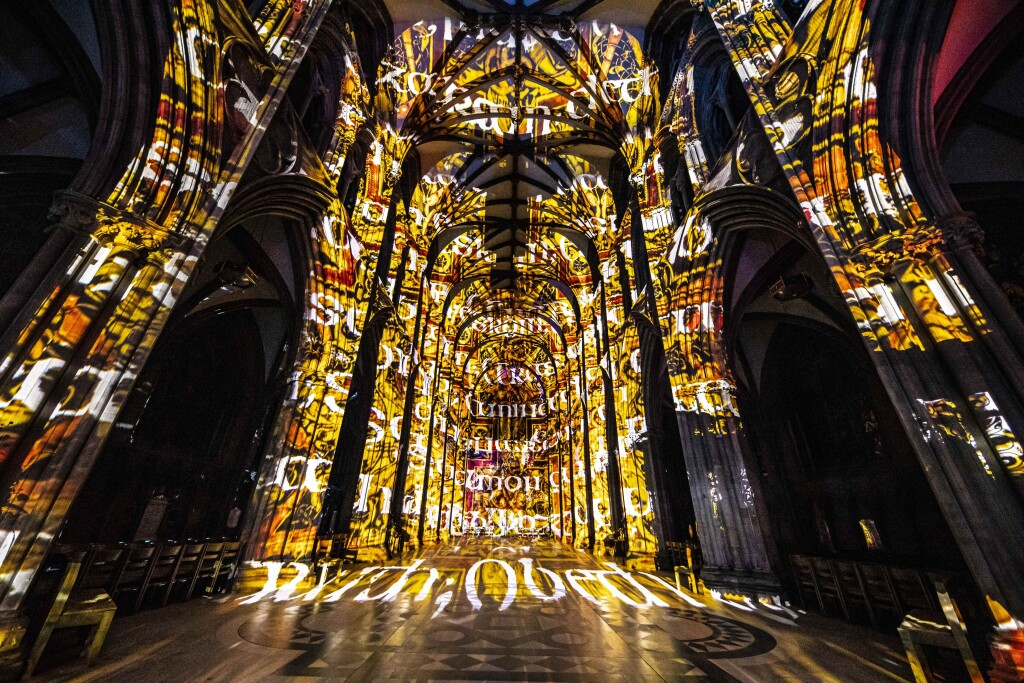 Science at Lichfield Cathedral PHoto D Harper