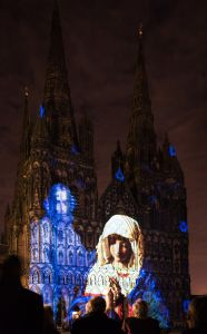 A Cathedral Illuminated 2016